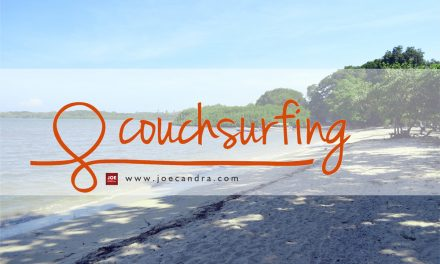 COUCHSURFING #1 traveling dalam genggaman (I got some stories)