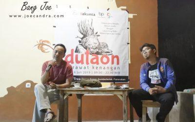 Pegiat Literasi dan Konten Kreatif Situbondo pada Perayaan Takanta.id