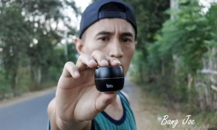 Jogging Sore Bareng Speaker Mini Bits Biar Makin Hits