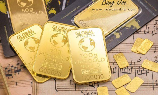 Pelajari 3 Hal yang Wajib Diketahui Tentang Investasi Emas