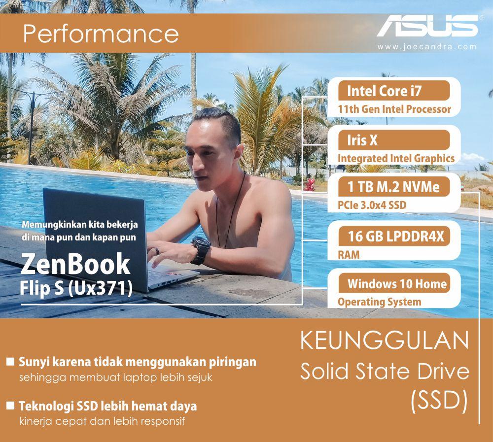 performa ZenBook Flip S (UX371)